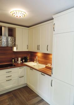 Kitchen Design, Sweet Home, Kitchen Cabinets, House Ideas, Modern, Home Decor, Future House, Cuisine Design, Trendy Tree