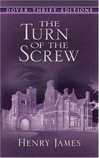 Henry James is the master of the psychological thriller, best represented in 'The Turn of the Screw'