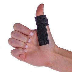 Similar situation. Jacob thumb splint