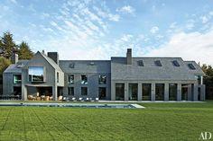 Brian Grazer's Los Angeles Home Architect: Mark Rios Designer: Waldo Fernandez