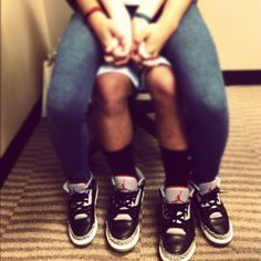 This could be us , buuuut you aint got no taste in shoes .