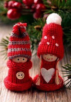 Custom christmas ornaments.