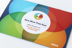 NSCC Strategic Plan – Year One ~Oliver Hill & Norrie Matthews #design #layout #cover