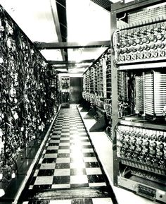 1943 – Project Whirlwind (United States). The Whirlwind computer began in 1943 at MIT as a flight simulator for the US Navy's bombing crew training. The developers rejected the analog computer prototype because of its inaccuracies, but moved to a digital computer after seeing a demonstration of the ENIAC.