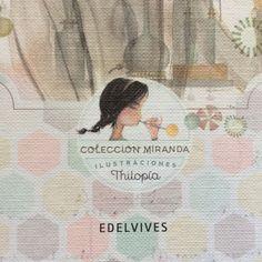 Colección Miranda. Cuentos para niñas y niños a partir de 8 años en los que se presenta la vida de mujeres importantes de la historia.