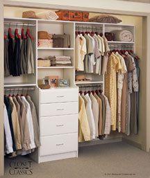 wardrobe closet idea