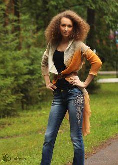 Ravelry: Reversiblle wool coat pattern by ToBeStudio