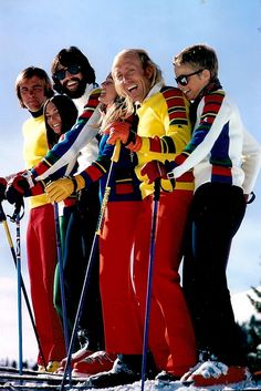 Bobbie Burns...The Ski. I had the navy one back in the late 70's!