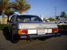 mercedes w114   Mercedes 280c W114