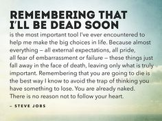 One of my favorite quotes from Steve Jobs. cleeluc.com
