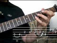 ▶ Blues Lesson - Blues Intro in A - YouTube