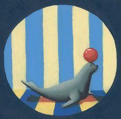 Circus Seal