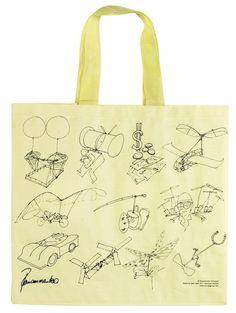 """Shopping Bag """"Panamarenko"""""""