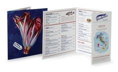 Carluccio's Menus | Irving & Co
