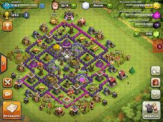 Clash Games provides latest Information and updates about clash of clans, coc updates, clash of phoenix, clash royale and many of your favorite Games Clash Of Clans Cheat, Clash Of Clans Game, Ipad, Game Coc, Coc Update, Clan Games, Goblin King, Clash Royale, Free Gems