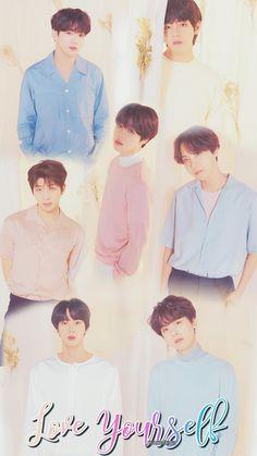 // (SCAN) Love Yourself Program Book © to the owner Taehyung, Namjoon, Hoseok, Park Ji Min, Jung Kook, K Pop, Rapper, Bts Aesthetic Pictures, Album Bts