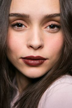 Emporio Armani -  The Most Epic Beauty Looks from Milan Fashion Week | StyleCaster