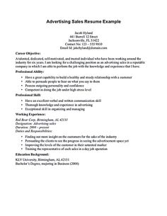 Whats a good default resume objective?