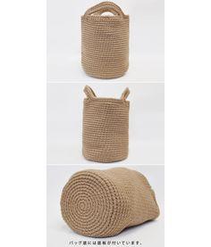 ウール混バケツ型ニットバッグ ファーチャーム付き。レディース バッグ【E carina】エ カリーナ ウール混バケツ型ニットバッグ 全4色 ファーチャーム付き小物 バッグ BAG 秋冬 筒形 ハンドバッグ