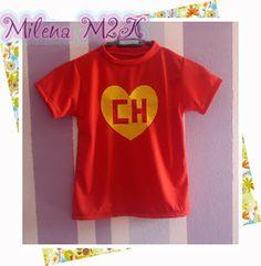 Milena M2K: Camiseta Chapolin Infantil