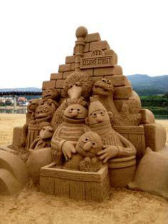 Fulong International Sand Sculpture Festival
