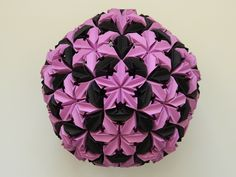 Origami Ball - Leroy's Chrysanthemum '270'