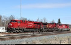 RailPictures.Net Photo: CP 9363 Canadian Pacific Railway GE ES44AC at Scotford, Alberta, Canada by Colin Arnot