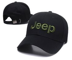 c778f847d8c Brand Car Headwear Baseball Caps Jeep Hats 005 Flat Brim Hat