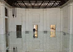 Alfredo Pirri, Passi, ex Centrale Daste Spalenga, contemporary locus 10 (foto Mario Albergati) 6 | Artribune