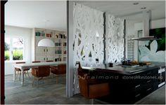 DURALMOND CELOSIA-Raumteiler von StoneslikeStones für modernes Wohnen