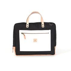 Laptop bag / black