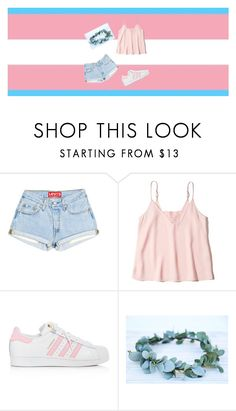 """#colorsforchange"" by ceciliadancer ❤ liked on Polyvore featuring Hollister Co. and adidas"