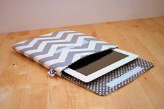 iPad case iPad cover iPad sleeve // fits by simbiosisbyjulia, $27.00