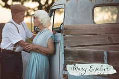 This Couple's 'The Notebook'-Inspired Photo Shoot Will Melt Your Heart