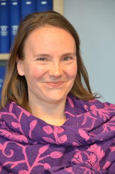 Projektipäällikkömme Leena Heinämäki pitää huolen siitä, ettei tutkimusta unohdeta.