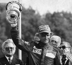 Niki Lauda. Un ejemplo