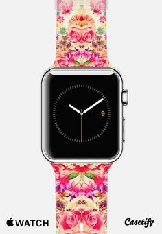 Check out my new @Casetify using Instagram & Facebook photos. Make yours and get $10 off using code: P457MB #casetify #apple #watch #floral #trend #decorative #woman #accesories #spring #bloom #retro #floral #flowers #nikamaritnez