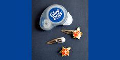 Create decorative flower clips for any outfit with Glue Dots Advanced Strength Dispenser – Now available at Walmart!