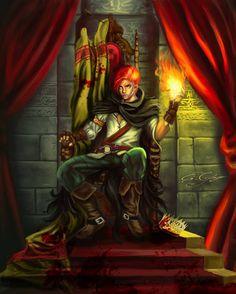 La Atalaya Nocturna: Galería de Crónica del asesino de reyes (III)