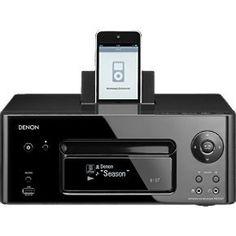 Denon RCD-N7 CD Receiver System: Denon-B005FE734C