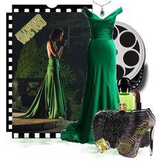 Emerald Glam