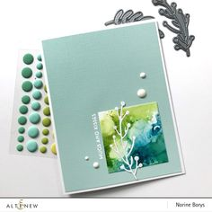 backyard designs – Gardening Ideas, Tips & Techniques Alcohol Ink Crafts, Alcohol Ink Painting, Alcohol Markers, Alcohol Ink Art, Card Making Inspiration, Making Ideas, Altenew Cards, Marianne Design, Watercolor Cards