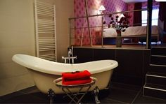 Beste Hotels, Clawfoot Bathtub, Bathroom, Washroom, Bath Room, Bath, Bathrooms