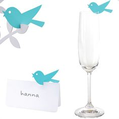 Wishing Bird - Baby Shower Decor - Baby Favors and Things Wedding Birds, Diy Wedding, Wedding Favors, Wedding Ideas, Wedding Inspiration, Personalized Baby Shower Favors, Unique Baby Shower Gifts, Baby Shower Themes, Baby Shower Decorations