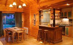 Encontrá las mejores ideas e inspiración para el hogar. Otros interiores de Patagonia Log Homes por | homify