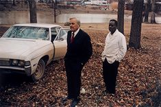 Untitled (Sumner, Mississippi, Cassidy Bayou in Background) by William Eggleston, dated (Eggleston Artistic Trust)