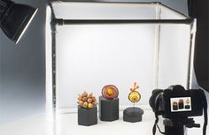 Photography: Set Up Your Studio: Jewelry Photography.  Find more projects on ArtJewelryMag.com
