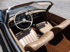 1960 Mercedes Benz 190 SL Black 7.2.2012 016.jpg (2304×1728)