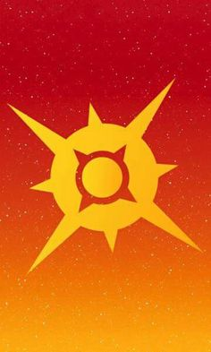 Pokemon Sun Phone Wallpaper
