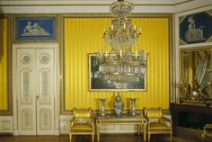 Residenzschloss Ludwigsburg Konferenzzimmer König Friedrichs I. im…